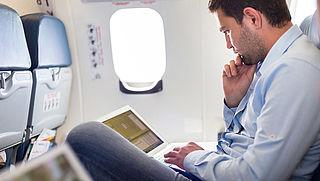 Mogelijk laptopverbod op vlucht vanuit EU naar VS