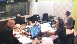Radio-uitzending 16-12-2017