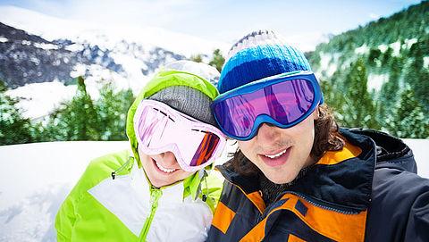 Jonge skiërs beschermen zich slecht tegen zon op piste