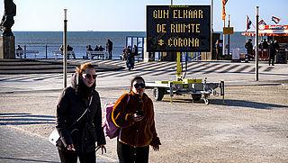 Kustplaatsen: blijf weg van het strand