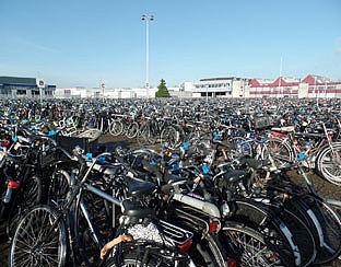 Fietsersbond: stop wegknippen fietsen
