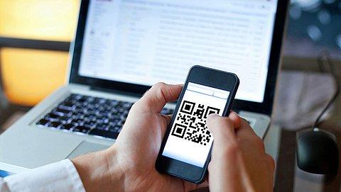 Politie: 'Pas op met het scannen van QR-codes!'