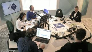 Radio-uitzending 17-03-2018
