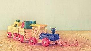Twee derde houten speelgoedtreintjes voldoet niet aan veiligheidseisen
