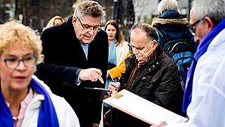 100.000 handtekeningen voor referendum over aflosboete