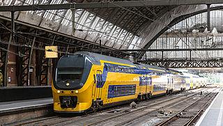 Amsterdam CS van 15 naar 9 sporen