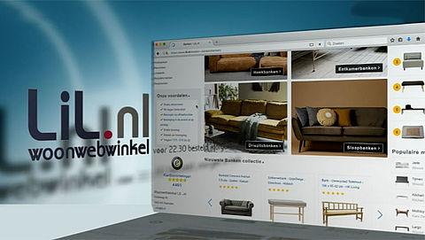 Woonwebwinkel Lil.nl vraagt faillissement aan}