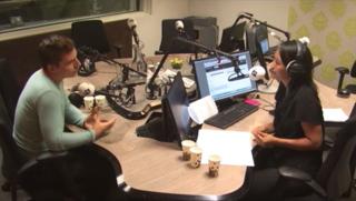 Radio-uitzending 24-06-2017