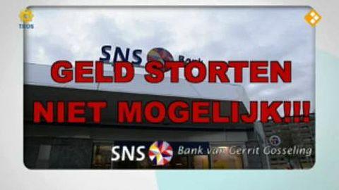 Geld storten bij de SNS Bank}