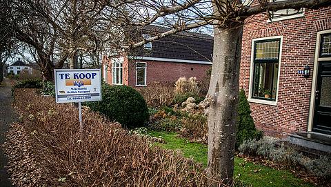 Stijging van huizenprijzen neemt af}