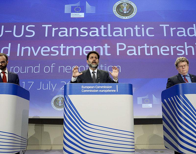 4 vragen over het TTIP-handelsverdrag