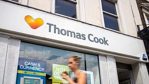 Reisorganisatie Thomas Cook in zwaar weer