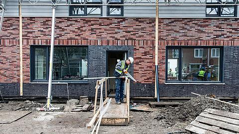 Groningse scholen verbouwd om risico aardbevingen in te perken}