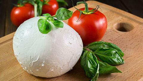 Buffelmozzarella: hierom eet je het liever niet
