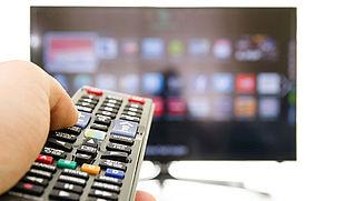 'App op smart-tv werkt soms maar tijdelijk'
