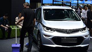 Terugroepactie Opel Ampera-e om ontvlambare accu