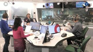 Radio-uitzending 08-12-2018