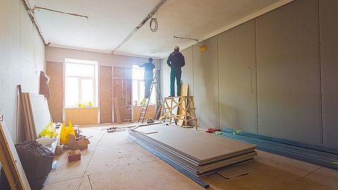13.000 nieuwe woningen gebouwd in oude kantoorpanden en scholen