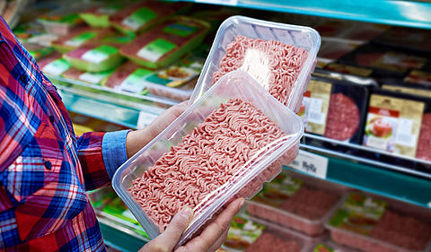 'Mager gehakt bevat vaak veel vet'