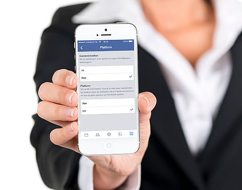 In 3 stappen game-verzoeken op Facebook uitschakelen}