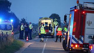 Kans op dodelijk verkeersongeluk het grootst op het platteland
