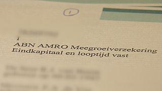 Spaargeld in de zak van de bank: de voorwaarden van ABN AMRO