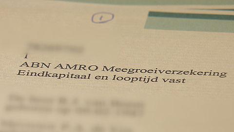Spaargeld in de zak van de bank: de voorwaarden van ABN AMRO}