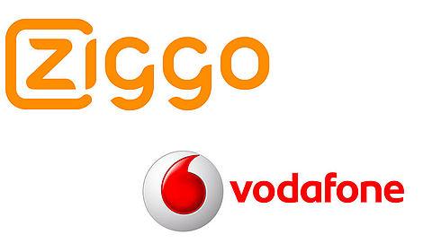 'Fusie Ziggo en Vodafone krijgt groen licht'}