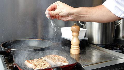 Restaurants koken tijdens actiedagen Nierstichting met minder zout
