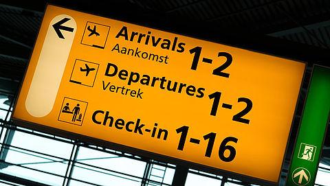 Schiphol test met voorspellen wachttijden op website