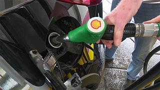 Shell tankpas