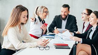 Heb jij weleens te maken gehad met pesterijen op de werkvloer?