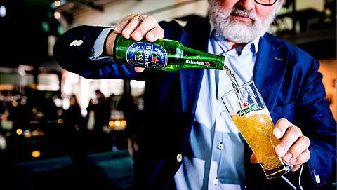 Hersenen zien geen verschil tussen bier met of zonder alcohol}