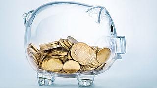Merendeel pensioenen staat uit bij fonds met slechte financiële positie