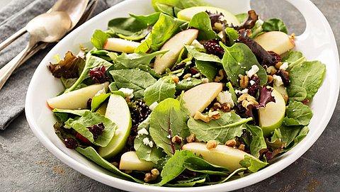 Recept: Amandel-balsamico vinaigrette (saladedressing)