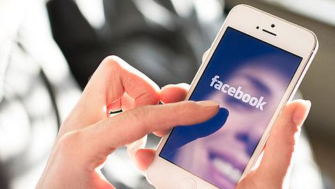 Facebook verbant databedrijf om privacy }