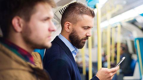 Proef NS: reizigers kunnen whatsappen als ze zich onveilig voelen}