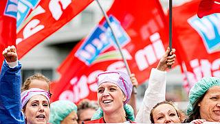 Ziekenhuispersoneel staakt op 20 november in het hele land voor betere cao