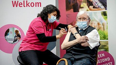 'Veiligheidsrisico's bij registratie vaccins door lek in systeem GGD'