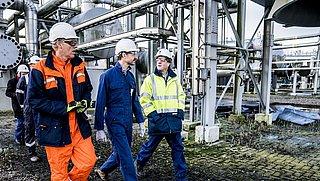 'Burgerperspectief op gaswinning is een wassen neus'