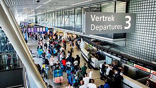 Verre vliegvakantie en treinreis in trek bij vakantieganger