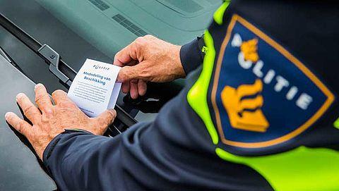Aantal verkeersovertredingen fors gestegen
