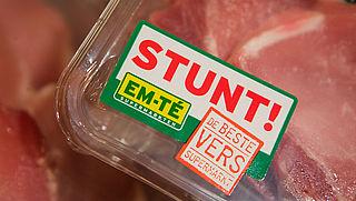 'Minder kiloknallers dan vleesaanbiedingen met keurmerk in de supermarkt'