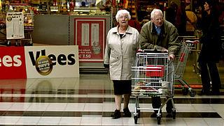 Koopkracht gepensioneerden gedaald