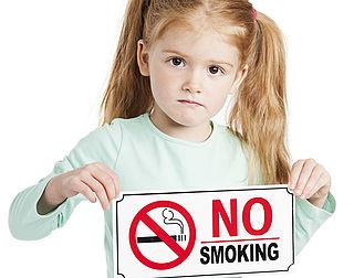 'Kinderen moeten rookvrij opgroeien'