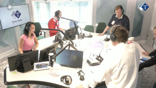 Radio-uitzending 06-10-2018