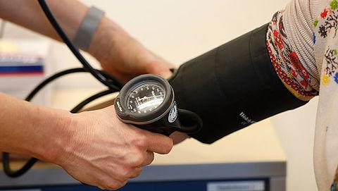 Hartstichting: Veel mensen weten niet van hoge bloeddruk