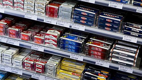 Trekpleister en Kruidvat stoppen met verkoop sigaretten}