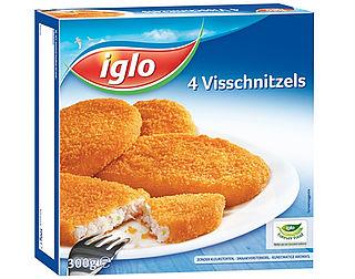 Iglo haalt 'Visschnitzels' terug