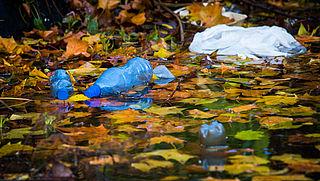 Statiegeld op plastic moet vervuiling rivieren terugdringen